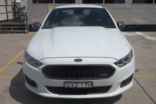 2015 Ford Falcon FG X XR8 White 6 Speed Sports Automatic Sedan