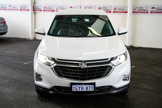 2017 Holden Equinox EQ MY18 LS (FWD) White 6 Speed Manual Wagon