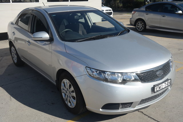 Used Kia Cerato TD MY12 SI Maryville, 2012 Kia Cerato TD MY12 SI Silver 6 Speed Sports Automatic Sedan