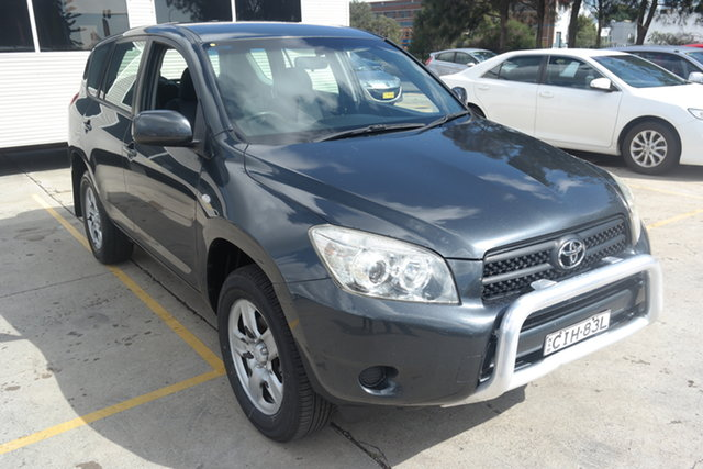 Used Toyota RAV4 ACA33R CV Maryville, 2007 Toyota RAV4 ACA33R CV Grey 5 Speed Manual Wagon