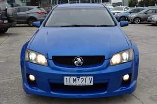 2010 Holden Commodore VE II SS V Sportwagon Blue 6 Speed Sports Automatic Wagon.