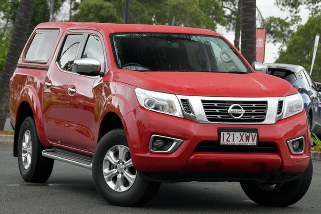 Used Nissan Navara D23 S2 ST North Lakes, 2017 Nissan Navara D23 S2 ST Red 7 Speed Sports Automatic Utility
