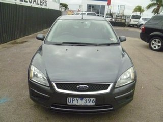 2006 Ford Focus LS LX Grey 4 Speed Sports Automatic Hatchback.