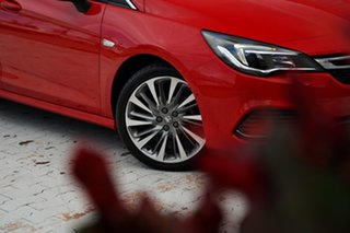 2018 Holden Astra BK MY18.5 RS-V Red 6 Speed Sports Automatic Hatchback.
