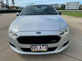 2015 Ford Falcon FG X XR6 Turbo Silver/220116 6 Speed Sports Automatic Sedan