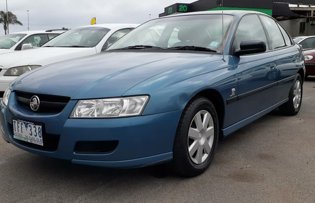 Used Holden Commodore VZ Executive Cheltenham, 2004 Holden Commodore VZ Executive Blue 4 Speed Automatic Sedan