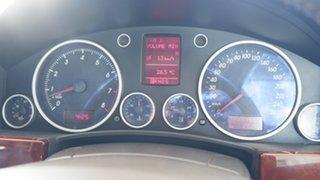2007 Volkswagen Touareg 7L MY07 V6 FSI 4XMOTION Burgundy 6 Speed Sports Automatic Wagon