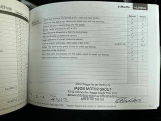 2011 Nissan Dualis J10 Series II ST (4x2) Purple 6 Speed CVT Auto Sequential Wagon