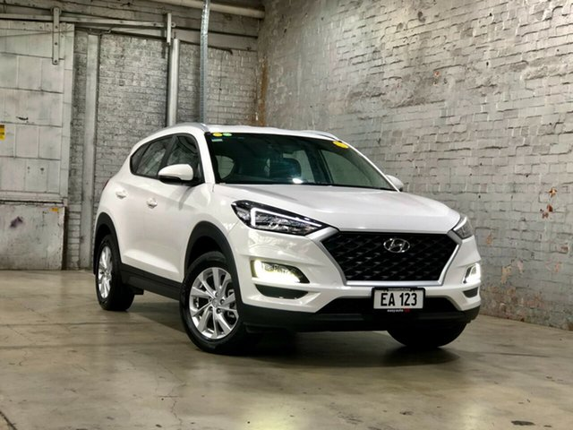 Used Hyundai Tucson TL3 MY19 Active X 2WD Mile End South, 2019 Hyundai Tucson TL3 MY19 Active X 2WD White 6 Speed Automatic Wagon