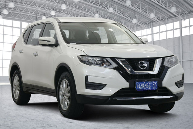 Used Nissan X-Trail T32 Series II ST X-tronic 4WD Victoria Park, 2019 Nissan X-Trail T32 Series II ST X-tronic 4WD White 7 Speed Constant Variable Wagon