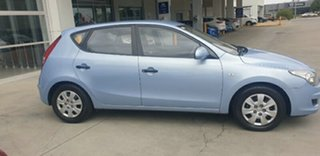 2011 Hyundai i30 FD MY11 SX Clean Blue 4 Speed Automatic Hatchback.