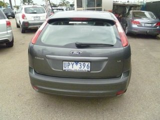 2006 Ford Focus LS LX Grey 4 Speed Sports Automatic Hatchback