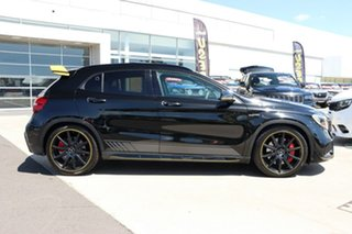 2017 Mercedes-Benz GLA-Class X156 808MY GLA45 AMG SPEEDSHIFT DCT 4MATIC Black 7 Speed.