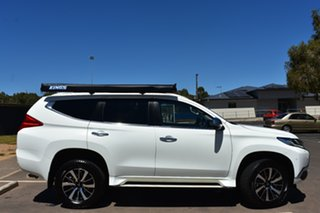 2017 Mitsubishi Pajero Sport QE MY17 Exceed White 8 Speed Sports Automatic Wagon.