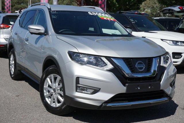 Used Nissan X-Trail T32 Series II ST-L X-tronic 4WD Phillip, 2020 Nissan X-Trail T32 Series II ST-L X-tronic 4WD Silver 7 Speed Constant Variable Wagon