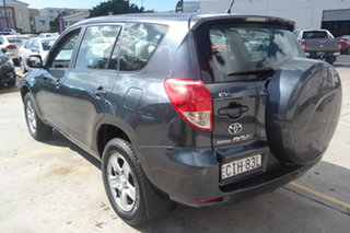 2007 Toyota RAV4 ACA33R CV Grey 5 Speed Manual Wagon