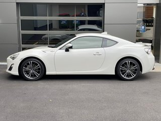 2014 Toyota 86 ZN6 GTS White 6 Speed Sports Automatic Coupe