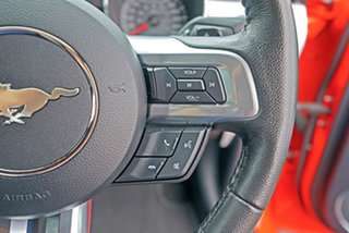 2015 Ford Mustang FM GT Fastback SelectShift Orange 6 Speed Sports Automatic Fastback
