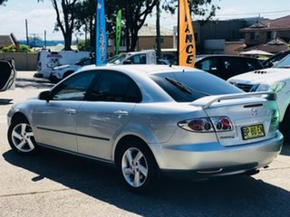 2003 Mazda 6 GG1031 Classic Silver, Chrome 4 Speed Sports Automatic Hatchback.