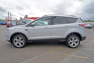 2017 Ford Escape ZG Titanium Silver 6 Speed Sports Automatic SUV
