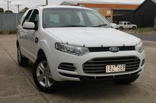 2014 Ford Territory SZ TX (RWD) 6 Speed Automatic Wagon.