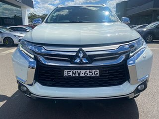 2019 Mitsubishi Pajero Sport QF MY20 GLX White 8 Speed Sports Automatic Wagon