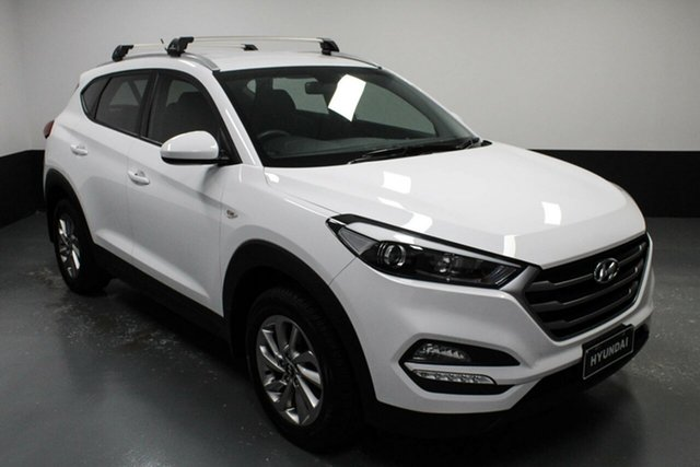 Used Hyundai Tucson TLe MY17 Active 2WD Rutherford, 2017 Hyundai Tucson TLe MY17 Active 2WD 6 Speed Sports Automatic Wagon