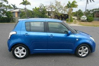 2005 Suzuki Swift RS415 GLX Blue 5 Speed Manual Hatchback.