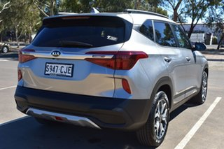 2021 Kia Seltos SP2 MY21 Sport+ 2WD Steel Grey 1 Speed Constant Variable Wagon