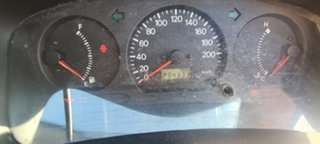 2002 Mitsubishi Mirage CE MY2002 Silver 5 Speed Manual Hatchback