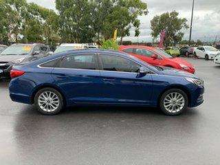 2016 Hyundai Sonata LF3 MY17 Active Blue 6 Speed Sports Automatic Sedan