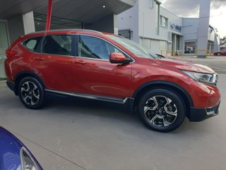 2019 Honda CR-V RW MY19 VTi-S 4WD Red 1 Speed Constant Variable Wagon.