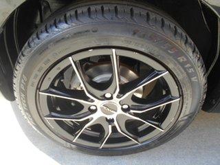 2013 Mitsubishi Mirage LA MY14 LS Black 1 Speed Constant Variable Hatchback