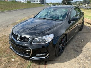 2016 Holden Commodore VF II MY16 SS V Redline Black 6 Speed Manual Sedan