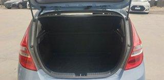 2011 Hyundai i30 FD MY11 SX Clean Blue 4 Speed Automatic Hatchback