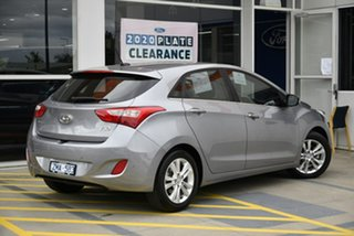 2012 Hyundai i30 GD Elite Silver 6 Speed Sports Automatic Hatchback
