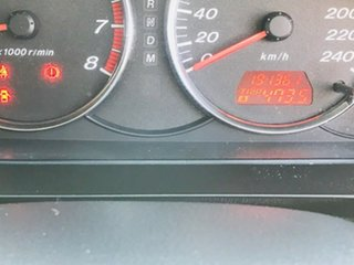 2003 Mazda 6 GG1031 Classic Silver, Chrome 4 Speed Sports Automatic Hatchback