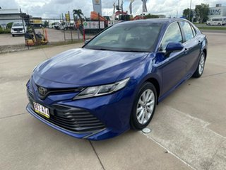 2019 Toyota Camry ASV70R Ascent Sport Blue/120619 6 Speed Sports Automatic Sedan
