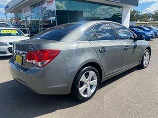 2009 Holden Cruze JG CDX Grey 6 Speed Sports Automatic Sedan.