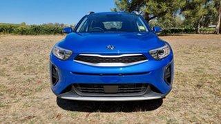 2021 Kia Stonic YB MY21 Sport FWD Sporty Blue 6 Speed 6AT Wagon.
