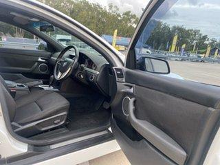 2008 Holden Commodore VE MY08 SV6 White 5 Speed Automatic Sedan