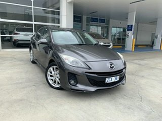 2012 Mazda 3 BL10L2 MY13 SP25 Activematic Grey 5 Speed Sports Automatic Sedan.