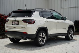 2020 Jeep Compass M6 MY20 Limited Vocal White/le 9 Speed Automatic Wagon