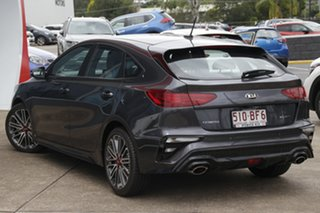 2020 Kia Cerato BD MY21 GT DCT Platinum Graphite 7 Speed Sports Automatic Dual Clutch Hatchback.