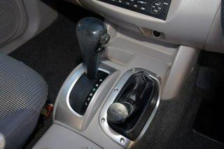 2007 Mitsubishi Triton ML MY08 GLX-R Double Cab White 4 Speed Automatic Utility
