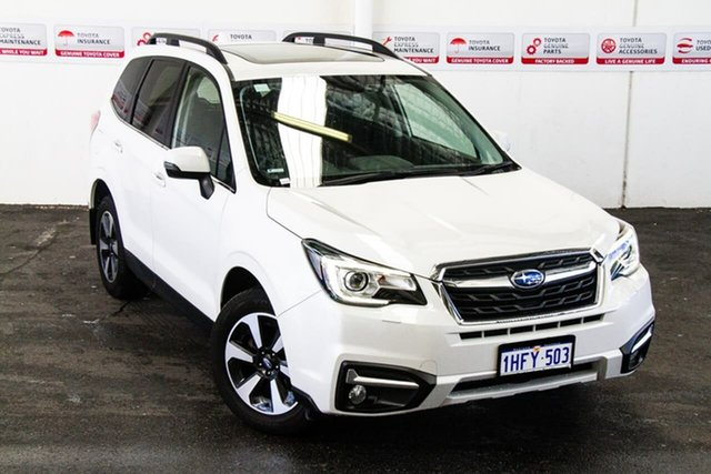 Pre-Owned Subaru Forester MY16 2.5I-L Rockingham, 2016 Subaru Forester MY16 2.5I-L Continuous Variable Wagon