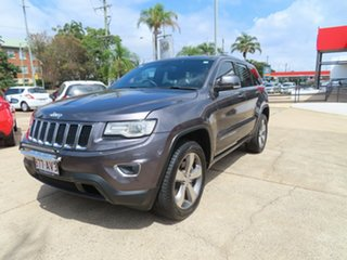 2015 Jeep Grand Cherokee WK MY15 Laredo (4x4) Grey 8 Speed Automatic Wagon