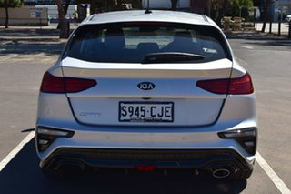 2020 Kia Cerato BD MY21 S Silky Silver 6 Speed Sports Automatic Hatchback.