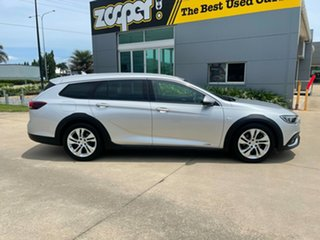 2018 Holden Calais ZB MY18 Tourer AWD Silver/250918 9 Speed Sports Automatic Wagon.