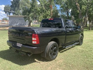 2018 Ram 1500 MY19 Express Quad Cab SWB RamBox 8 Ball Black 8 Speed Automatic Utility